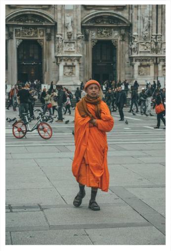 Piazza Duomo, Milano / 2018.