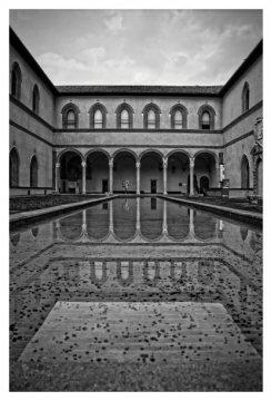 PALAZZO SFORZESCO, MILANO