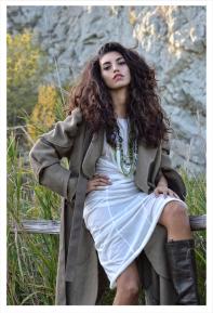 Sarah, Styling: Dalia Narkeviciute / 2017